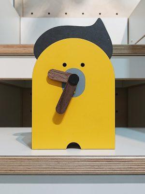 Bear Family Clock